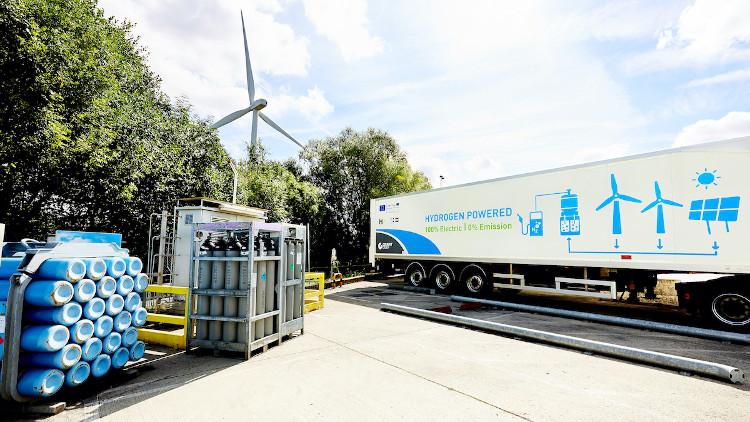 El amoniaco verde o cómo transportar el hidrógeno renovable