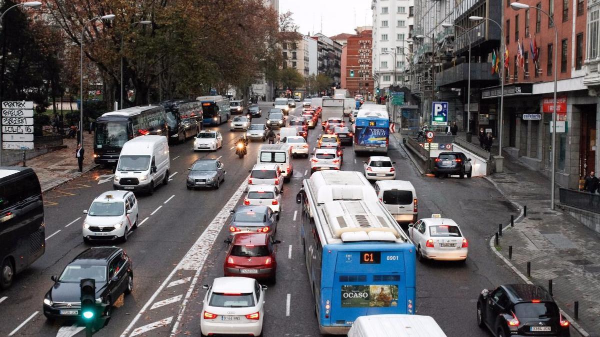 Transición energética en la movilidad