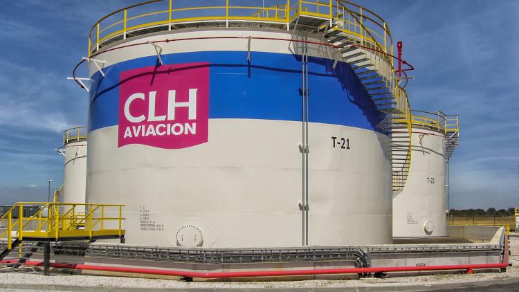 Las salidas de productos petrolíferos de CLH caen un 22,1%, hasta los 2,7 millones de metros cúbicos