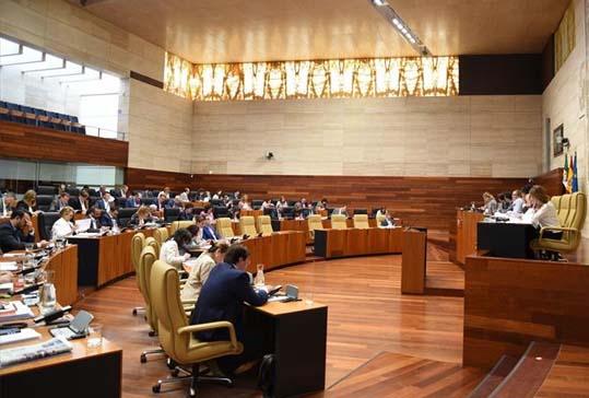 En Extremadura, con empleados por ley