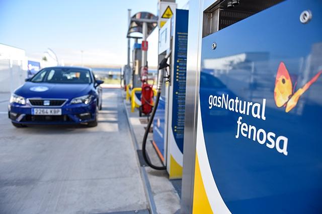 Gas Natural Fenosa duplicará su red de gasolineras en España