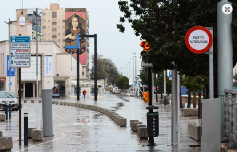 600 empleos en peligro en Málaga