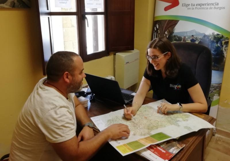 Burgos enseñará la riqueza y costumbres de la provincia en gasolineras