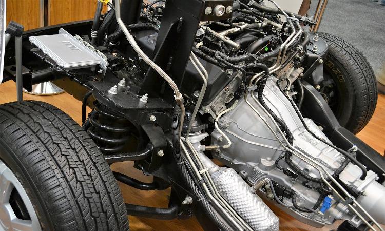 El motor de explosión que puede revolucionar los coches eléctricos